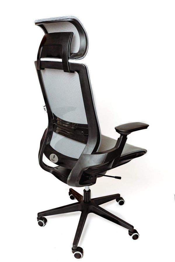 Zdravotní židle pro vaši páteř Optimal modrá