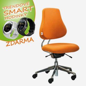 Ergonomická stolička Kids pre zdravé sedenie
