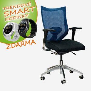 Ergonomická stolička Office pre zdravé sedenie