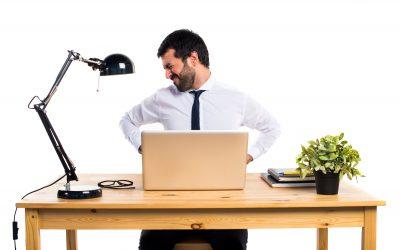 Koniec bolestí chrbtice: FOTO Unikátna stolička už aj na Slovensku, cvičí s vami!