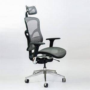 Ergonomická stolička Business pre zdravé sedenie