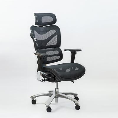 Ergonomická stolička manager pre zdravé sedenie
