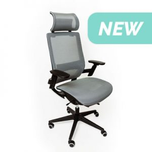 Ergonomická stolička Optimal pre zdravé sedenie